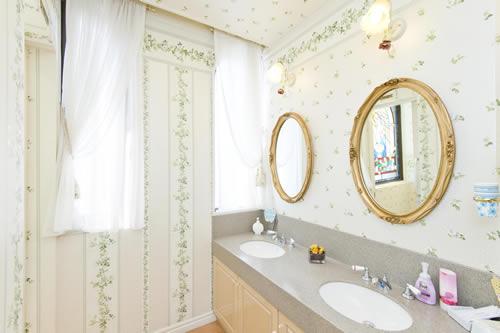当院の洗面所です。
