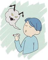歯周病と喫煙