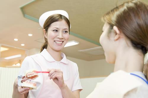 歯科医院を少しでも好きになってもらえるといいなあと思っています。
